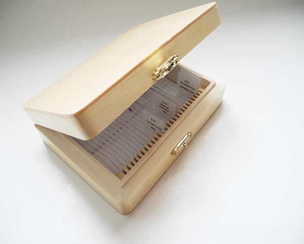 26片木质生物切片盒