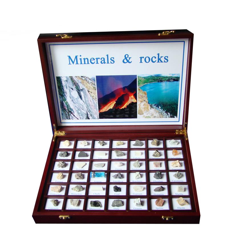 岩石地质标本套装