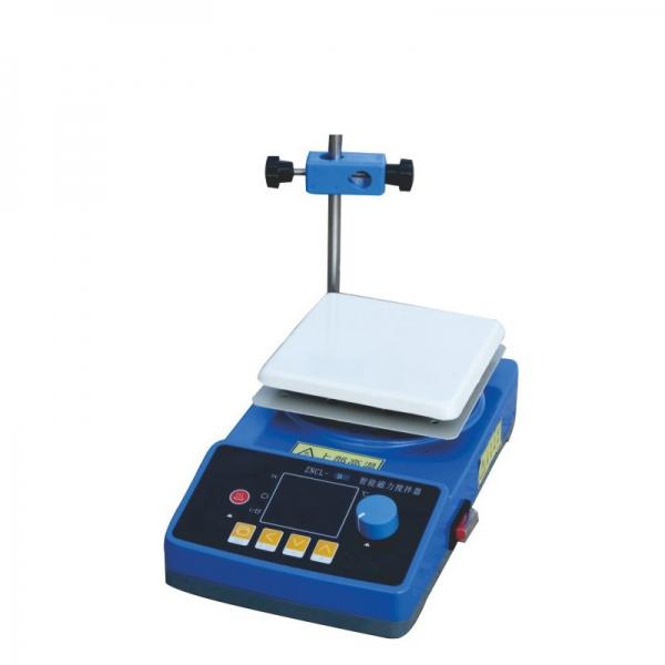 智能数显磁力(加热板)搅拌器